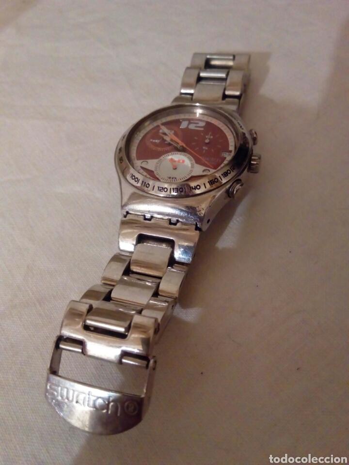 Relojes - Swatch: Reloj swatch irony - Foto 4 - 160308405
