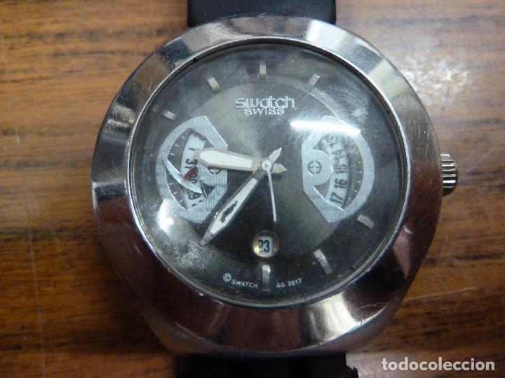 Relojes - Swatch: RELOJ DE PULSERA SWATCH IRONY - Foto 3 - 161495594