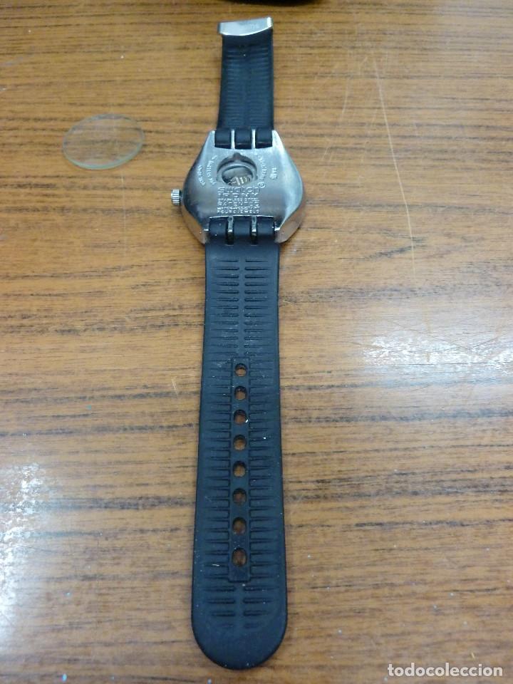 Relojes - Swatch: RELOJ DE PULSERA SWATCH IRONY - Foto 4 - 161495594