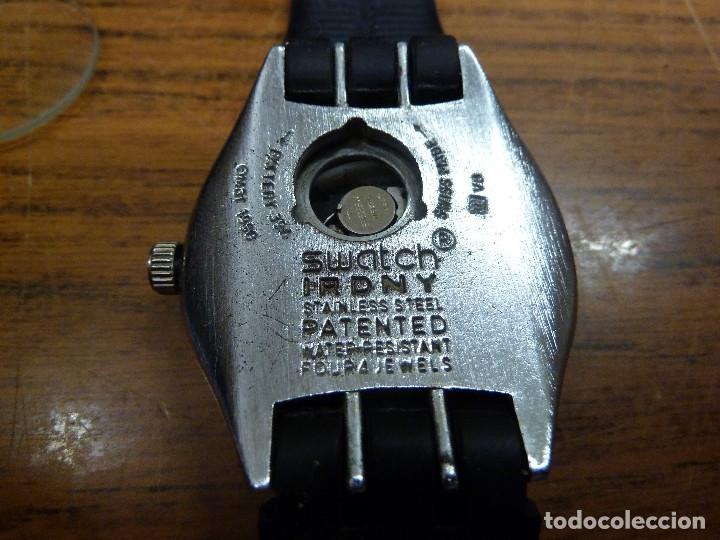 Relojes - Swatch: RELOJ DE PULSERA SWATCH IRONY - Foto 5 - 161495594