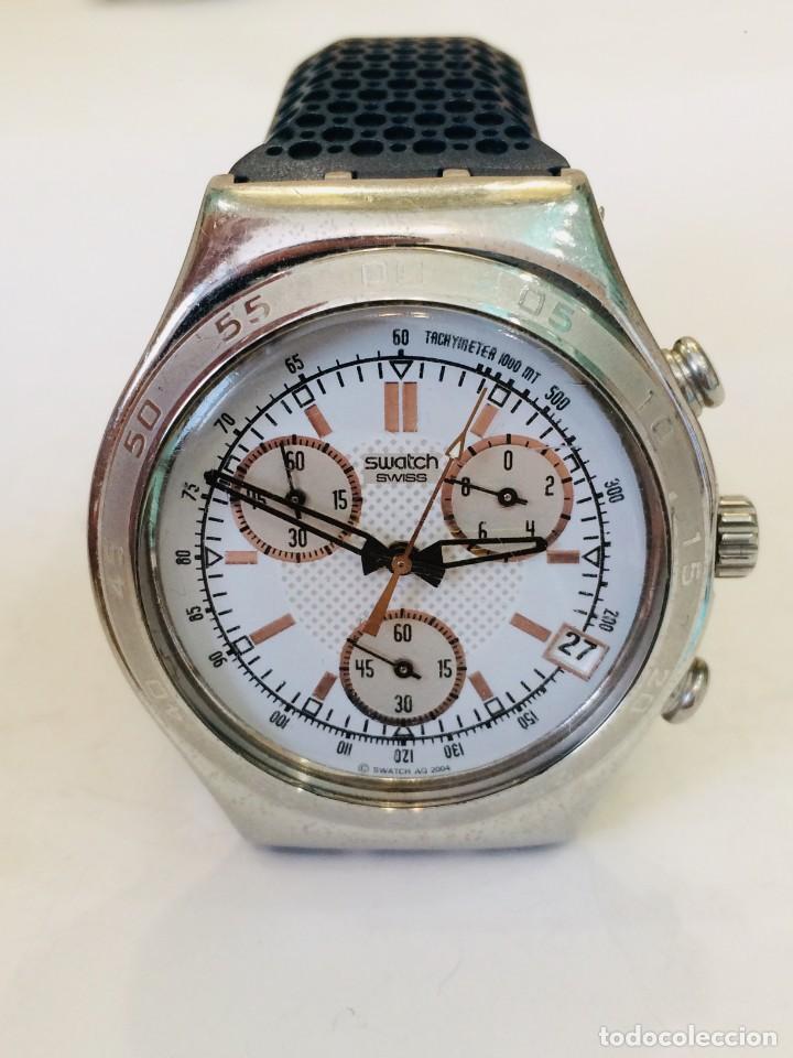 RELOJ SWATCH AG 2004 (Relojes - Relojes Actuales - Swatch)