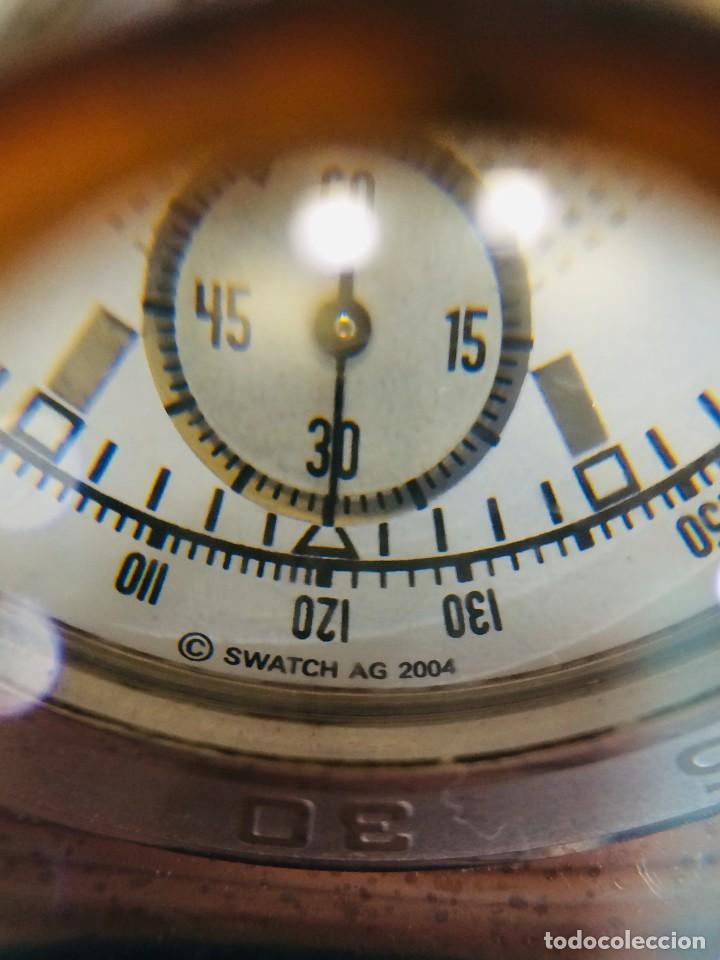 Relojes - Swatch: RELOJ SWATCH AG 2004 - Foto 2 - 163028866