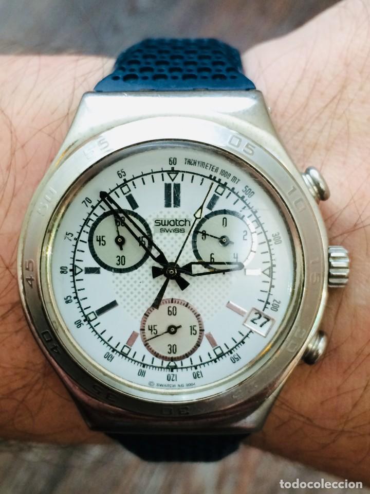 Relojes - Swatch: RELOJ SWATCH AG 2004 - Foto 5 - 163028866
