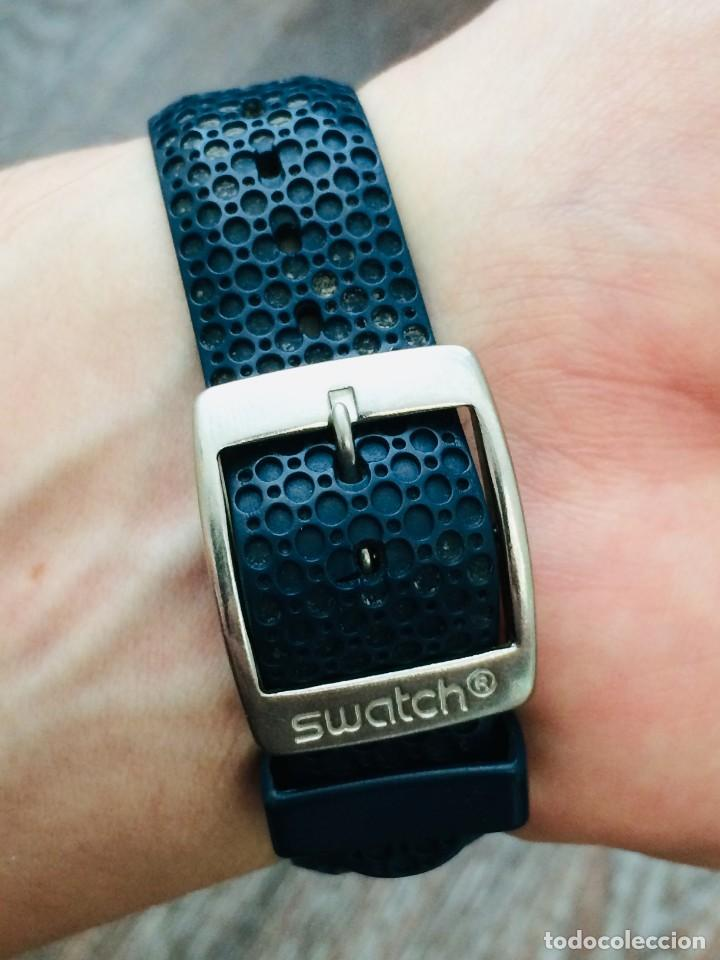 Relojes - Swatch: RELOJ SWATCH AG 2004 - Foto 6 - 163028866