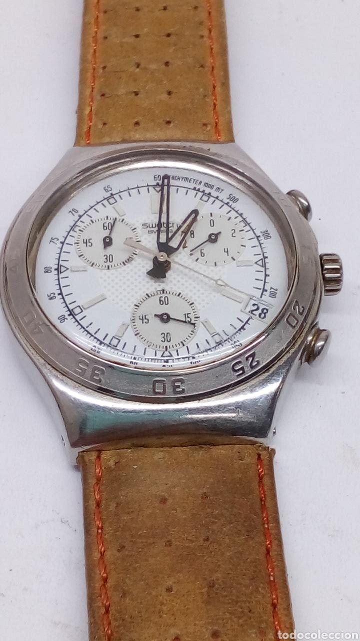 RELOJ SWATCH IRONY CHRONOGRAPH (Relojes - Relojes Actuales - Swatch)
