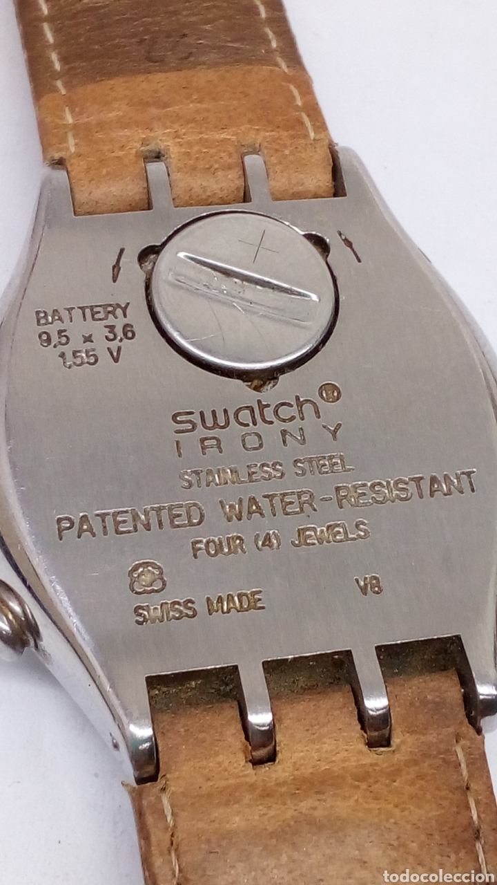 Relojes - Swatch: Reloj Swatch Irony Chronograph - Foto 2 - 163408734