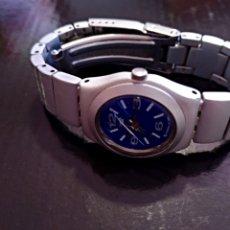 Relojes - Swatch: RELOJ SWATCH MUJER ALUMINIO IRONY. Lote 172257605