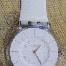Relojes - Swatch: RELOJ EXTRAPLANO SWACHT PILA NUEVA PERFECTO. Lote 166095986