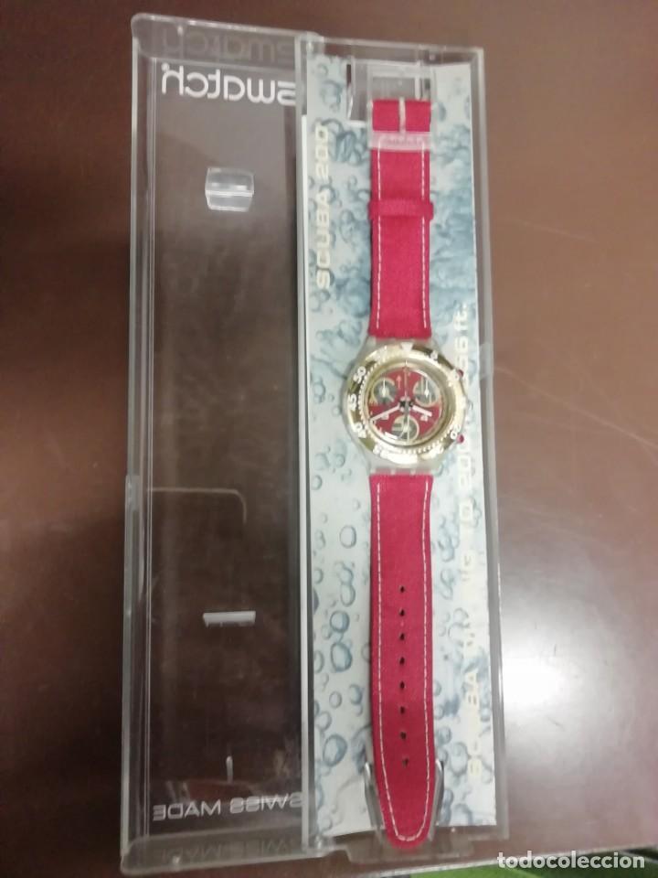 SWATCH SCUBA (Relojes - Relojes Actuales - Swatch)