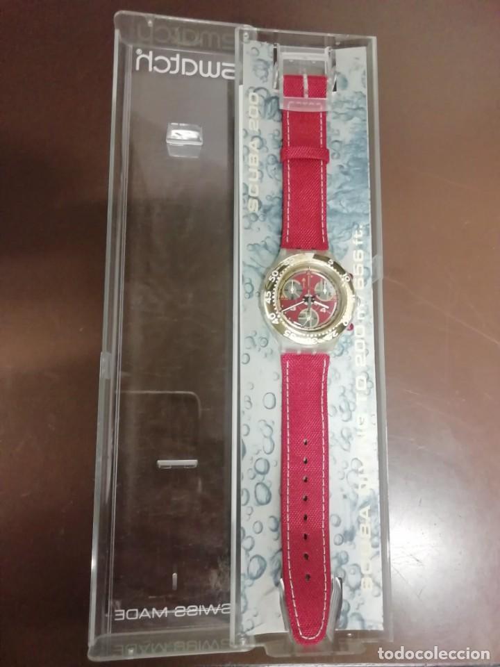 Relojes - Swatch: Swatch scuba - Foto 2 - 166128694