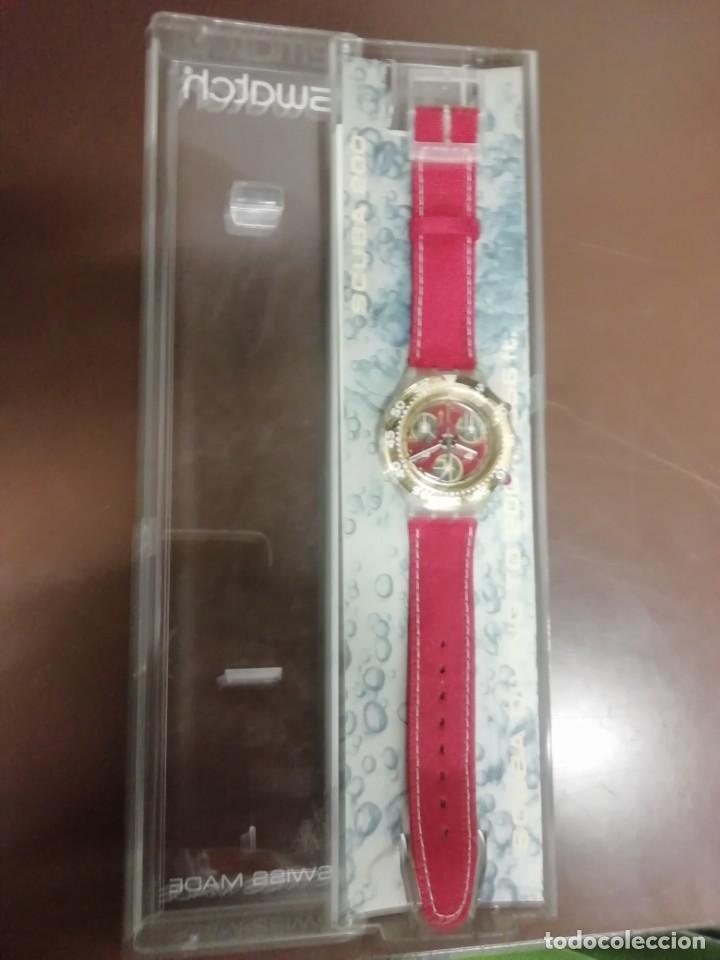 Relojes - Swatch: Swatch scuba - Foto 3 - 166128694