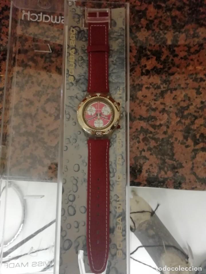 Relojes - Swatch: Swatch scuba - Foto 4 - 166128694