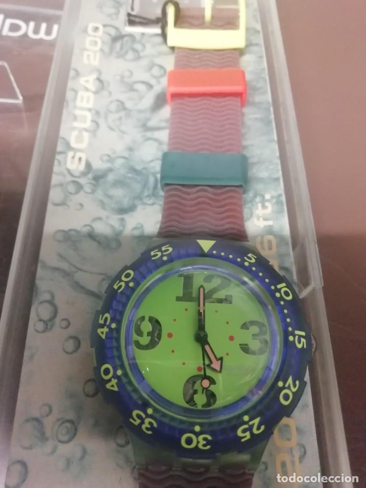 SWATCH SCUBA (Relojes - Relojes Actuales - Swatch)