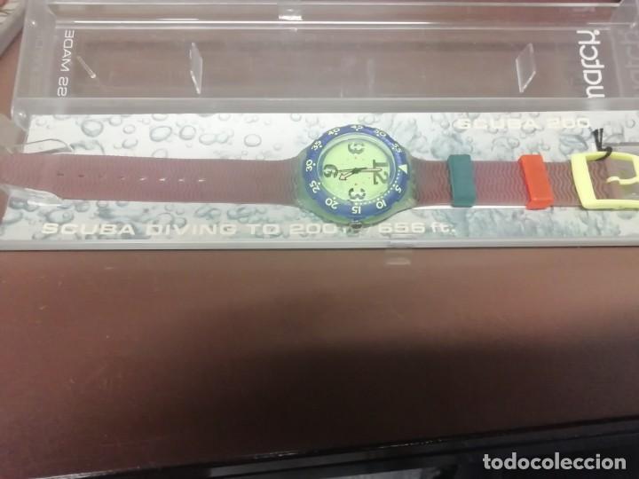 Relojes - Swatch: Swatch scuba - Foto 2 - 191662425