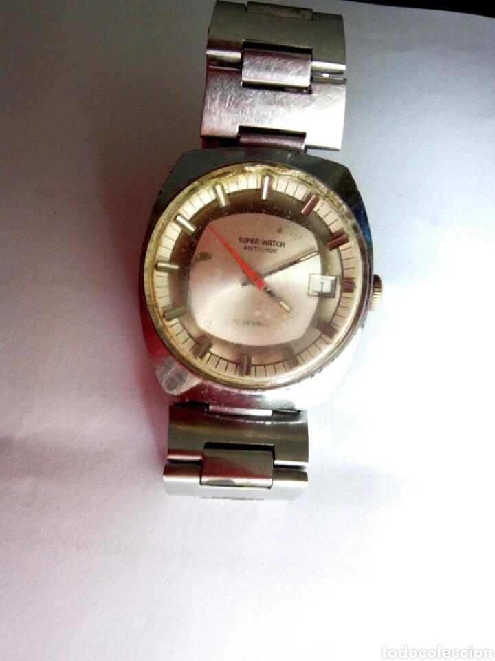 RELOJ SUPER WATCH (Relojes - Relojes Actuales - Swatch)