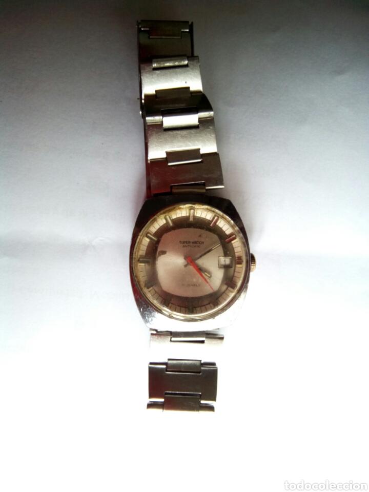 Relojes - Swatch: Reloj super watch - Foto 3 - 166912345