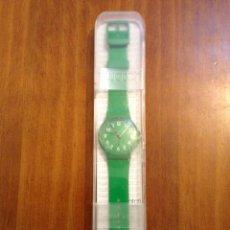 Relojes - Swatch: RELOJ SWATCH VERDE MODELO GM170C A ESTRENAR. Lote 169033636