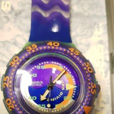 Relojes - Swatch: SWATCH SCUBA. Lote 191662436