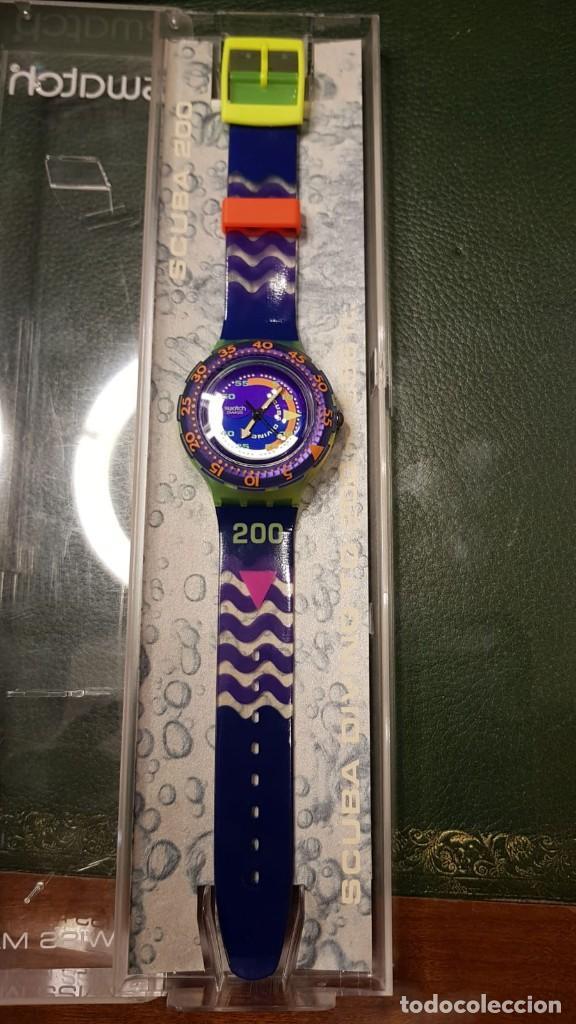 Relojes - Swatch: Swatch scuba - Foto 2 - 191662436