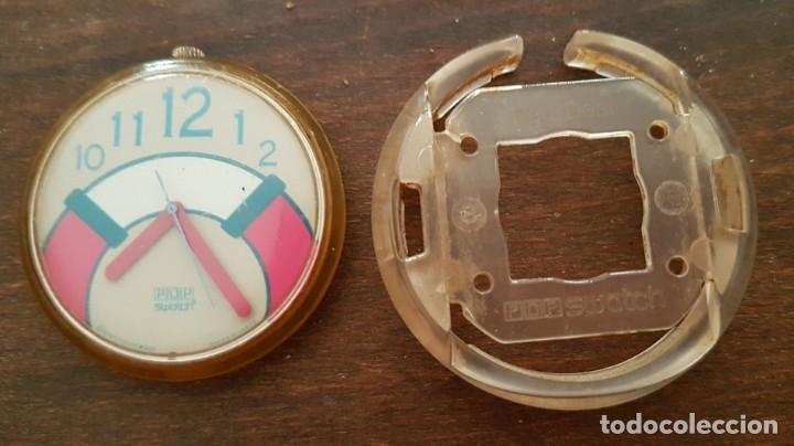 Relojes - Swatch: RELOJ SUIZO SWATCH POP 1992 FUNCIONANDO - Foto 3 - 172414673