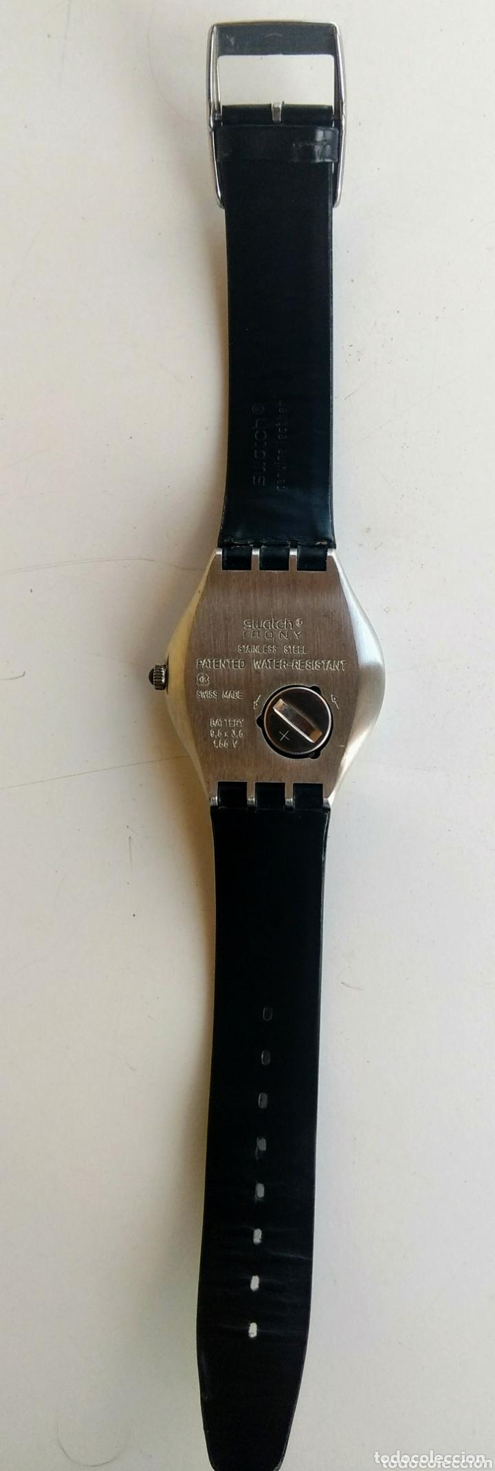 Relojes - Swatch: Reloj Swatch Irony Ag 1998. - Foto 4 - 172730122