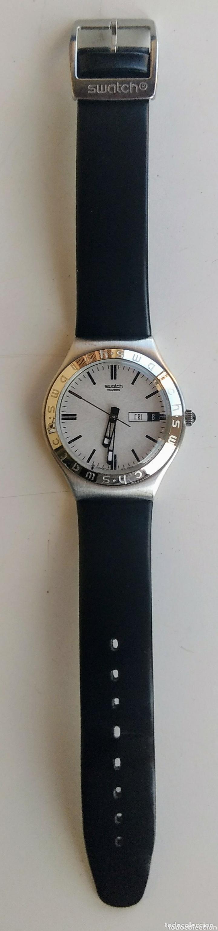 Relojes - Swatch: Reloj Swatch Irony Ag 1998. - Foto 2 - 172730122