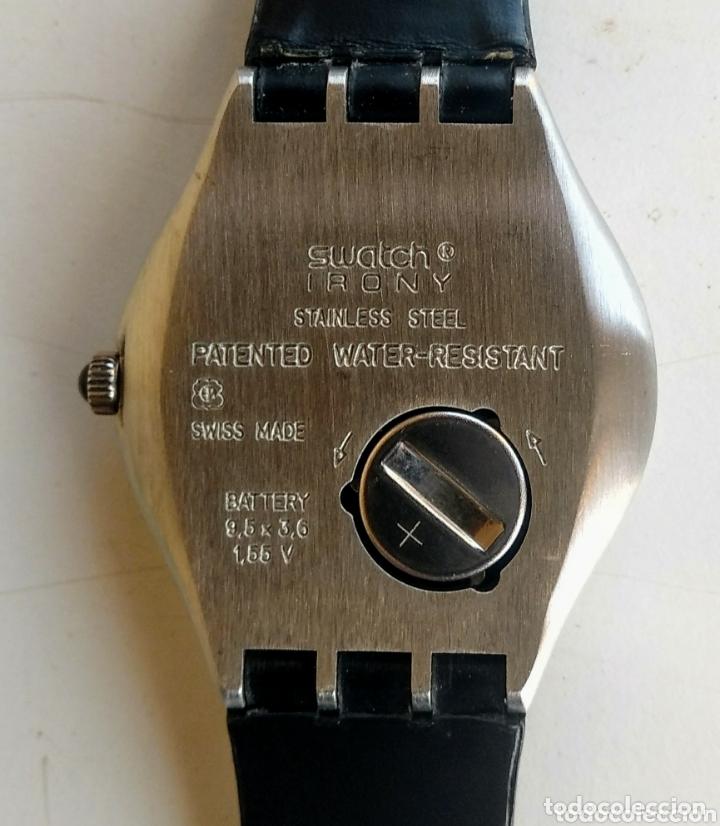 Relojes - Swatch: Reloj Swatch Irony Ag 1998. - Foto 3 - 172730122