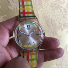 Relojes - Swatch: RELOJ SWATCH VINTAGE SWISS MADE FUNCIONA. Lote 174153942