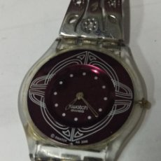 Relojes - Swatch: RELOJ SWATCH EXTRAPLANO AG 2006. Lote 175023427