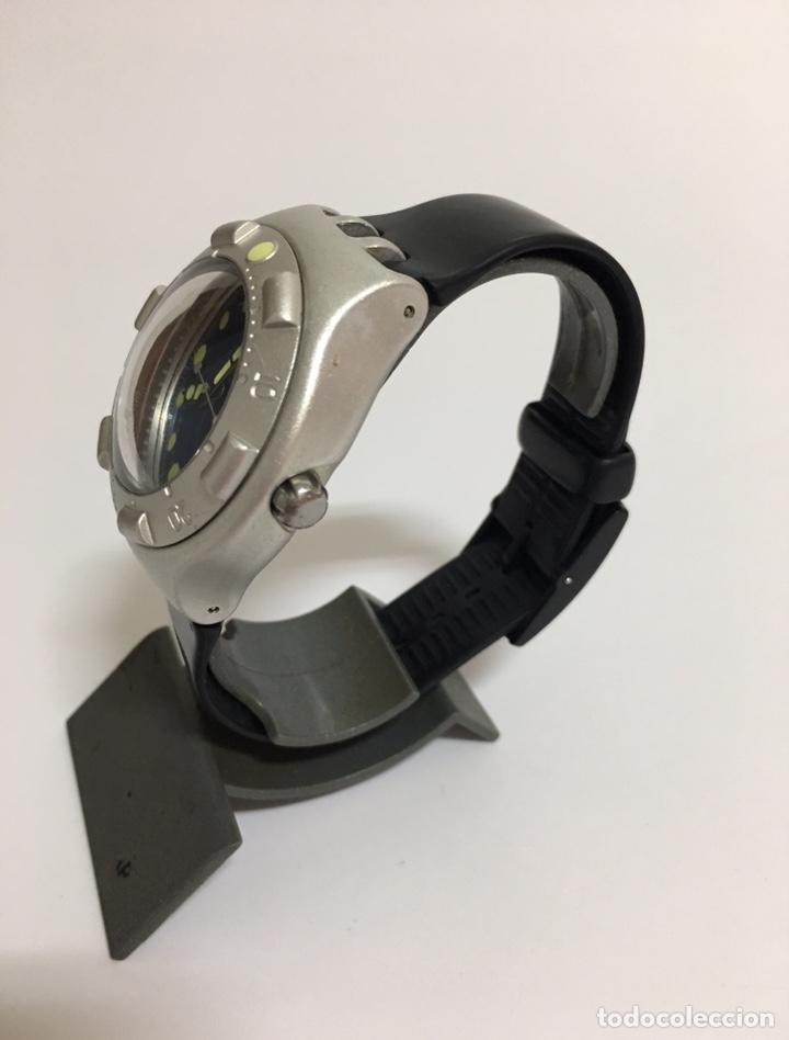 Relojes - Swatch: RELOJ SWATCH SCUBA 200 MTS DE ALUMINIUM - Foto 4 - 175294095