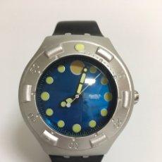 Relojes - Swatch: RELOJ SWATCH SCUBA 200 MTS DE ALUMINIUM. Lote 175294095