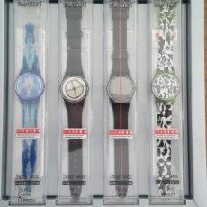Relojes - Swatch: PACK COLECCIÓN 700 ANIVERSARIO. Lote 175503777