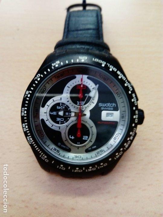 RELOJ SWATCH CRONO AUTOMÁTICO (Relojes - Relojes Actuales - Swatch)