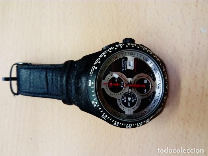 Relojes - Swatch: Reloj Swatch Crono Automático - Foto 2 - 175584200
