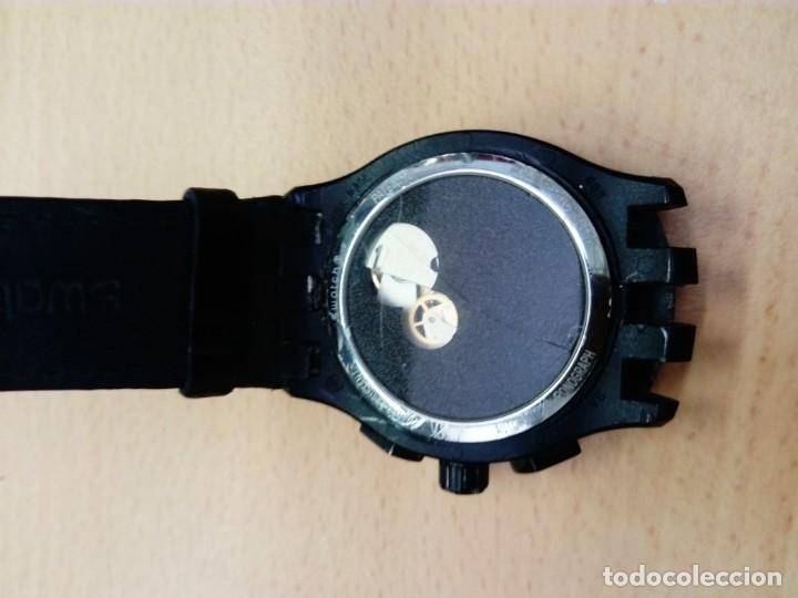 Relojes - Swatch: Reloj Swatch Crono Automático - Foto 3 - 175584200
