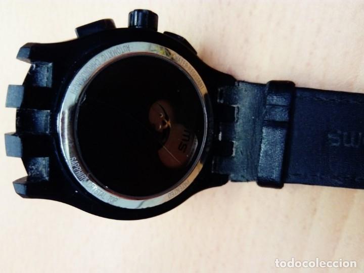 Relojes - Swatch: Reloj Swatch Crono Automático - Foto 4 - 175584200