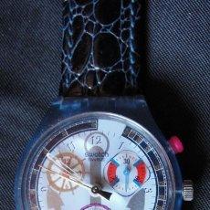 Relojes - Swatch: RELOJ SWATCH - EN PERFECTO ESTADO - FUNCIONANDO -. Lote 175748569