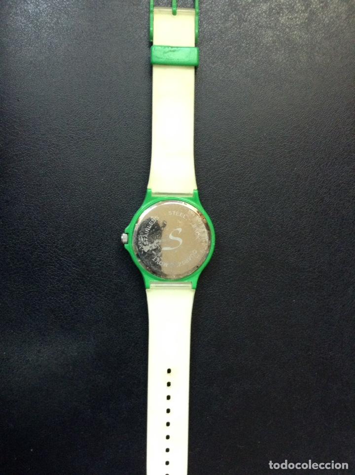 Relojes - Swatch: RELOJ SWATCH VERDE MODELO GM170C A ESTRENAR - Foto 5 - 169033636