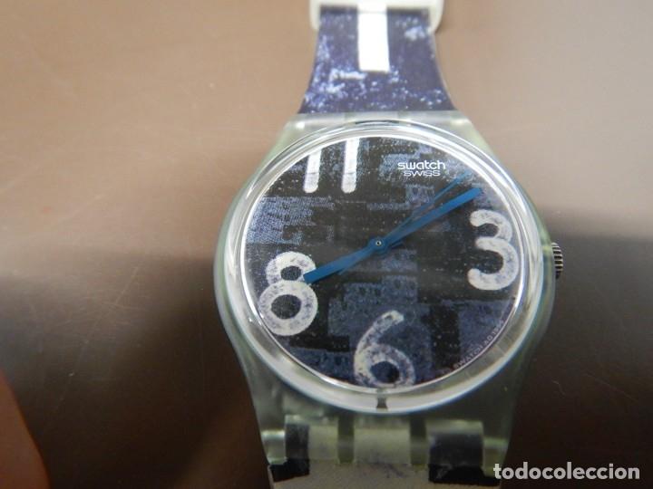 RELOJ SWATCH (Relojes - Relojes Actuales - Swatch)