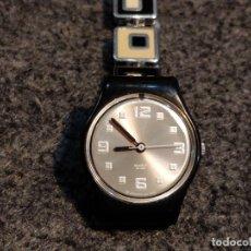 Relojes - Swatch: RELOJ SWATCH AG 2002, SEÑORA, CORREA DE ACERO INOXIDABLE. Lote 183059191