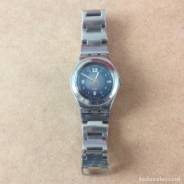 Relojes - Swatch: Reloj pulsera Swatch Irony. Water resistent. - Foto 2 - 184003932