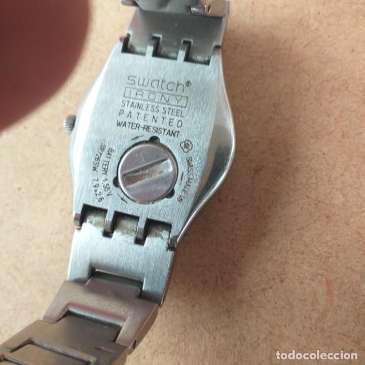 Relojes - Swatch: Reloj pulsera Swatch Irony. Water resistent. - Foto 4 - 184003932