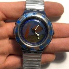 Relojes - Swatch: RELOJ SWATCH - PECES - EDICIÓN LIMITADA - FUNCIONANDO NUEVO / N-9431. Lote 184114721