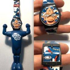 Relojes - Swatch: RELOJ SWATCH - LOOKA - AÑO 1996 - EDICIÓN LIMITADA - FUNCIONANDO NUEVO / N-9434. Lote 184115400