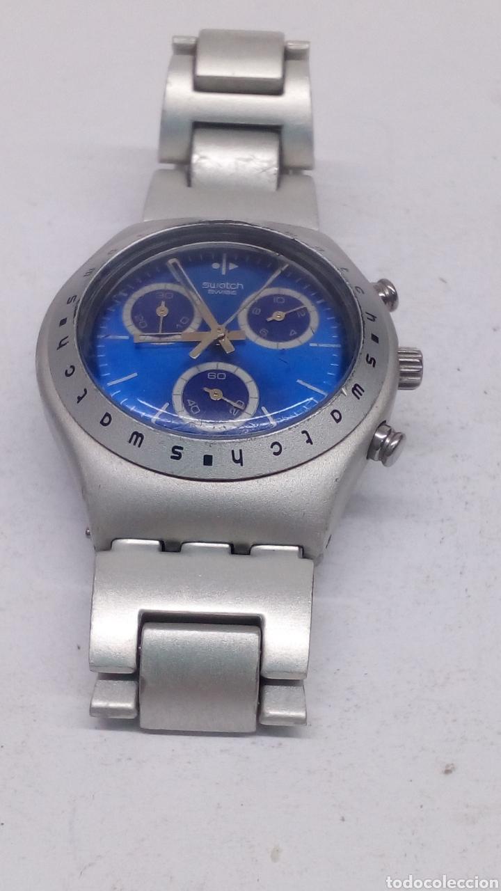 Relojes - Swatch: Reloj Swatch Irony Aluminium chronograph - Foto 2 - 184527743