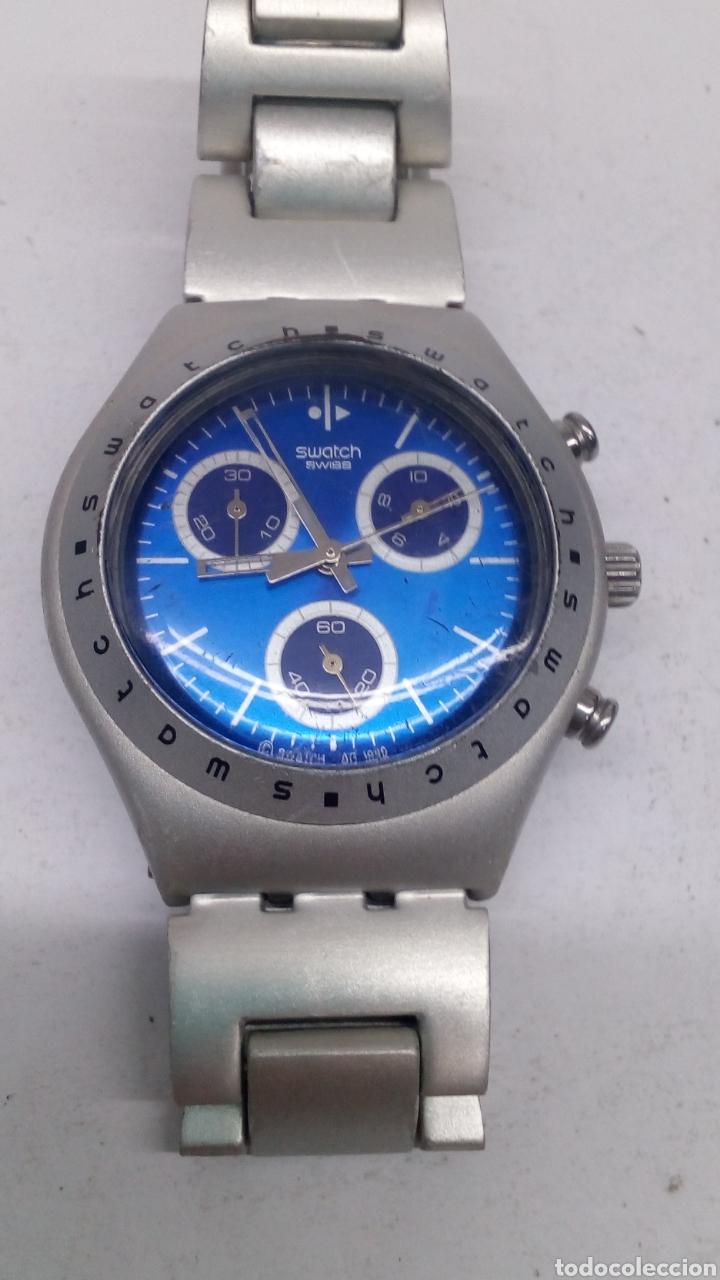 Relojes - Swatch: Reloj Swatch Irony Aluminium chronograph - Foto 3 - 184527743
