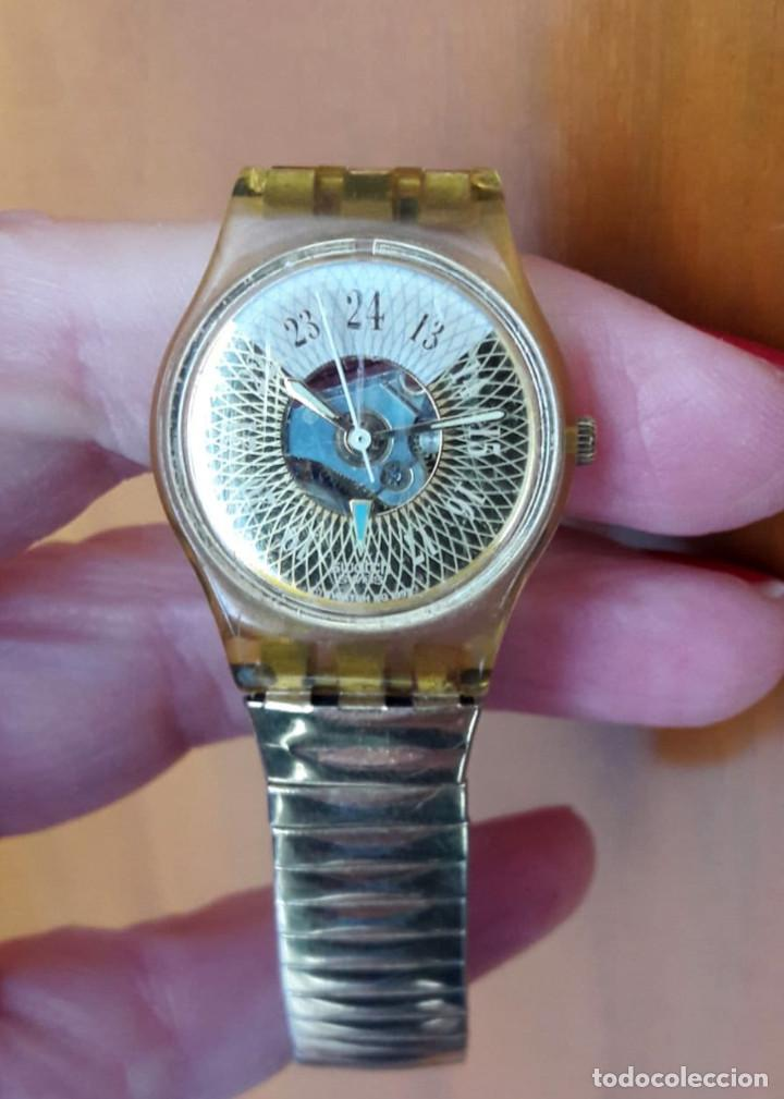 RELOJ SWATCH MUJER VINTAGE (Relojes - Relojes Actuales - Swatch)