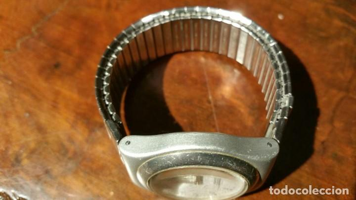 Relojes - Swatch: RELOJ DE SEÑORA SWATCH IRONY CORREA METALICA SWATCH - FUNCIONANDO - Foto 5 - 188686777