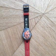 Relojes - Swatch: RELOJ SWATCH TINTÍN EDICIÓN 75 ANIVERSARIO. Lote 193000507