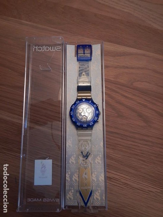 Relojes - Swatch: Swatch aquachrono - Foto 2 - 193309197
